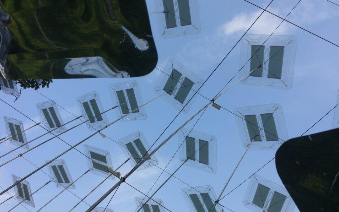 Solar Spline – Räumliche Fassade im prototypischen Leichtbau