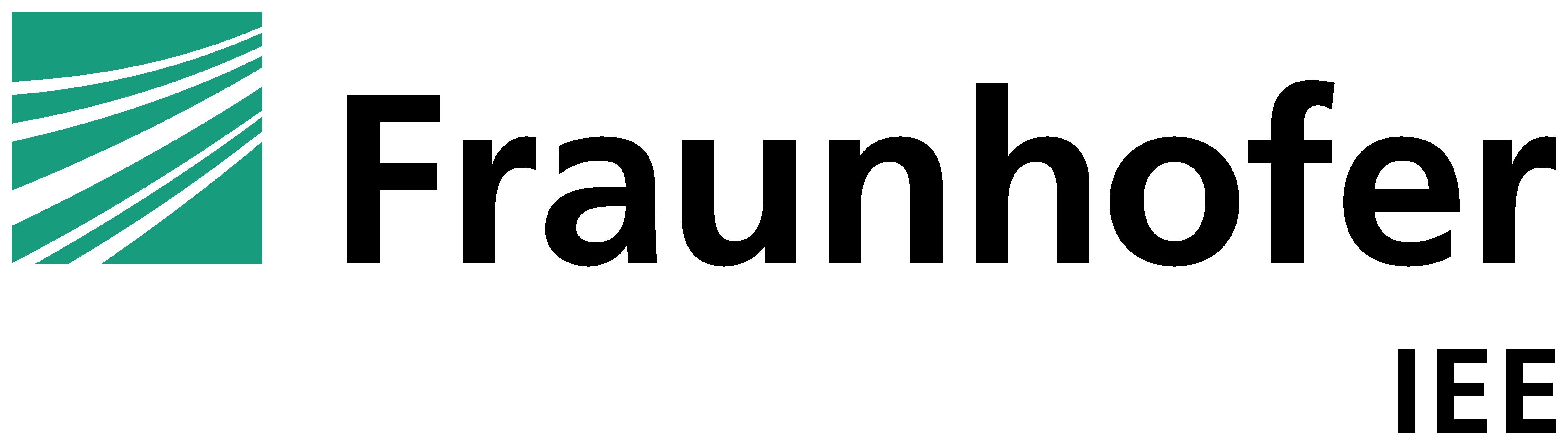 Logo Fraunhofer-Institut für Energiewirtschaft und Energiesystemtechnik IEE