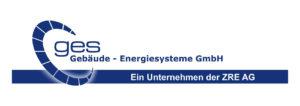 Logo GES Gebäude-Energiesysteme GmbH